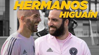 Higuaín brothers reunited at inter miami cf!