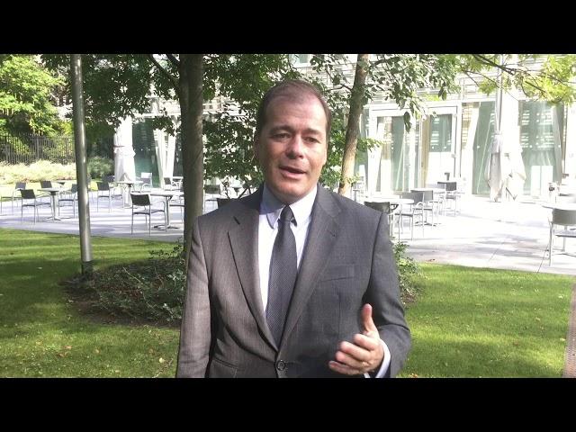 Mark Speich, State Secretary for the German State of North Rhine-Westphalia