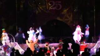 ミッキーのジョリースノータイム 1/2  Mickey's Joliiy Snow Time