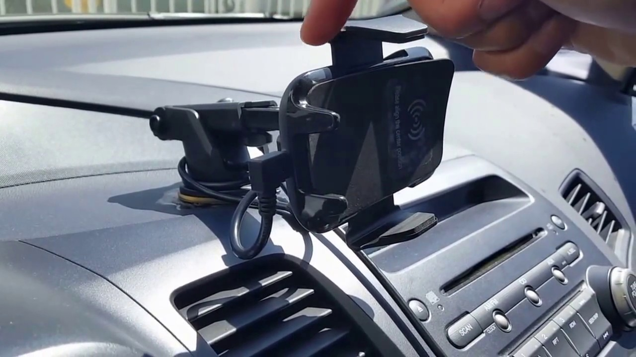 Dyi 2008 Honda Civic Update And Mods Headlights Bluetooth Audio Conductive Cell Phone Charger