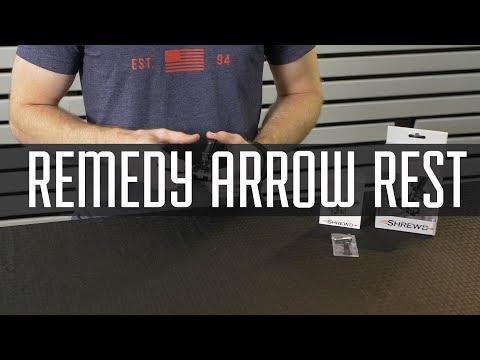 Breaking down the Remedy arrow rest