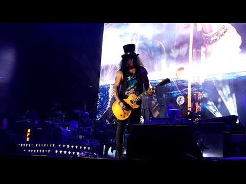 Guns N' Roses Live Jakarta 2018 - November Rain