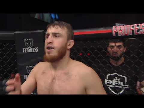 2018 PFL Championship Welterweight Preview: Ray Cooper III vs. Magomed MagomedKerimov