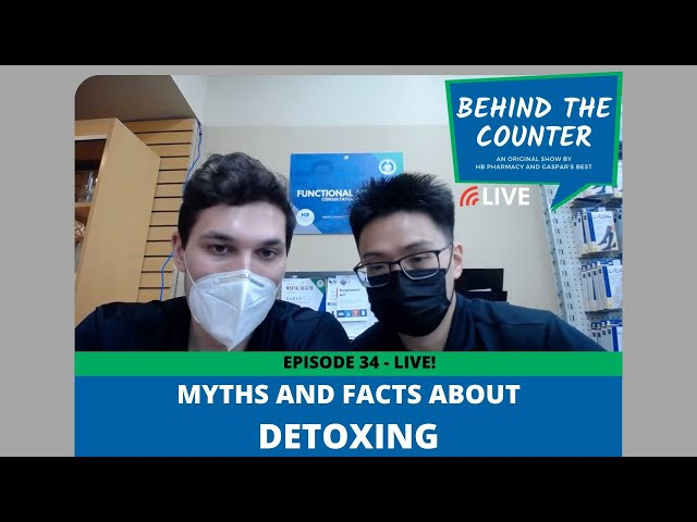 Myths And Facts About Detoxing