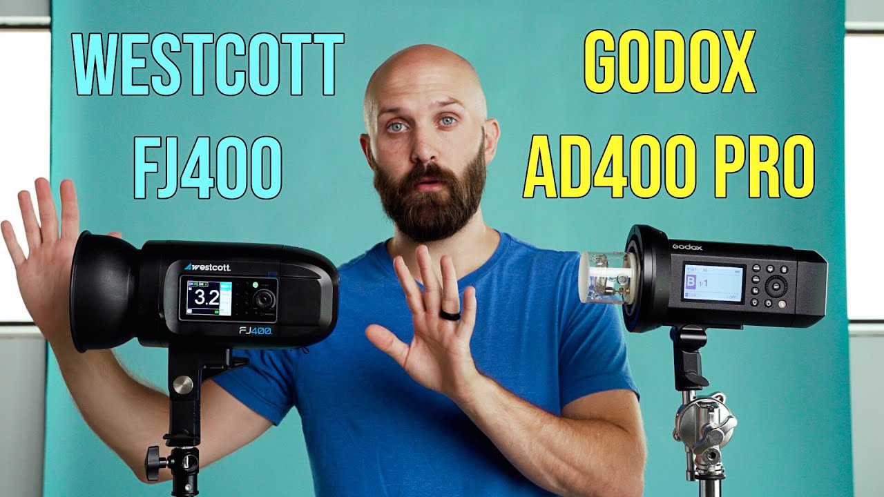 Download Westcott FJ400 vs Godox AD400 Pro Flash Comparison (Xplor 400 Pro)