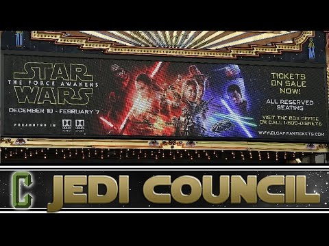 Collider Jedi Council - Star Wars: The Force Awakens Is Here!!