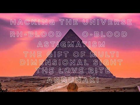 RH Negative Blood O- Blood Astigmatism Annunaki Love Bite Walkin Soul PART 1