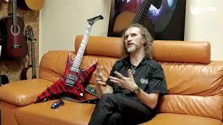 Jackson Work Shop - Wywiad z Markiem Pająkiem (Vader, Esqarial) | guitarcenter.pl