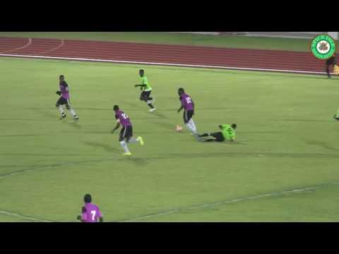 Highlights Paradise FC International vs Gouyave FC (Sharks) - Grenada Premier League Opening.