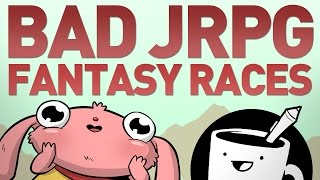 The Worst JRPG Fantasy Races
