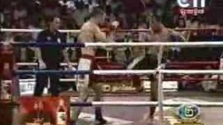 Eh Phutong vs Tony Angelov
