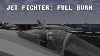 Jet Fighter: Full Burn