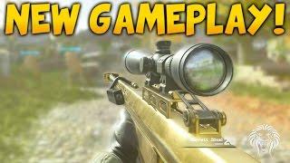 Modern Warfare Remastered: SNIPING GAMEPLAY! Barrett 50 Cal & M40a3 Sniper (COD 4 Remastered)