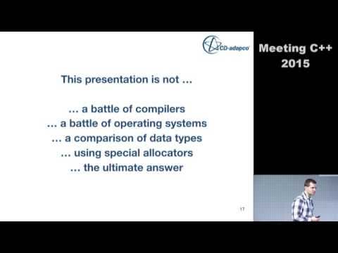 Taming the performance Beast - Klaus Iglberger - Meeting C++ 2015