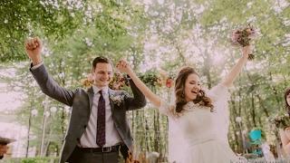 Очень красивая пара, Свадебное видео Ставрополь.