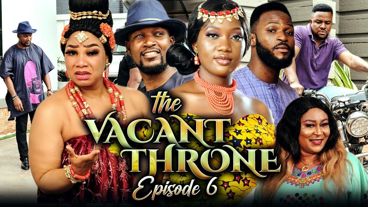Download THE VACANT THRONE 6 (New Movie) Chinenye Nnebe/Wole Oj/Daniel 2021 Trending Nigerian Nollywood Movie