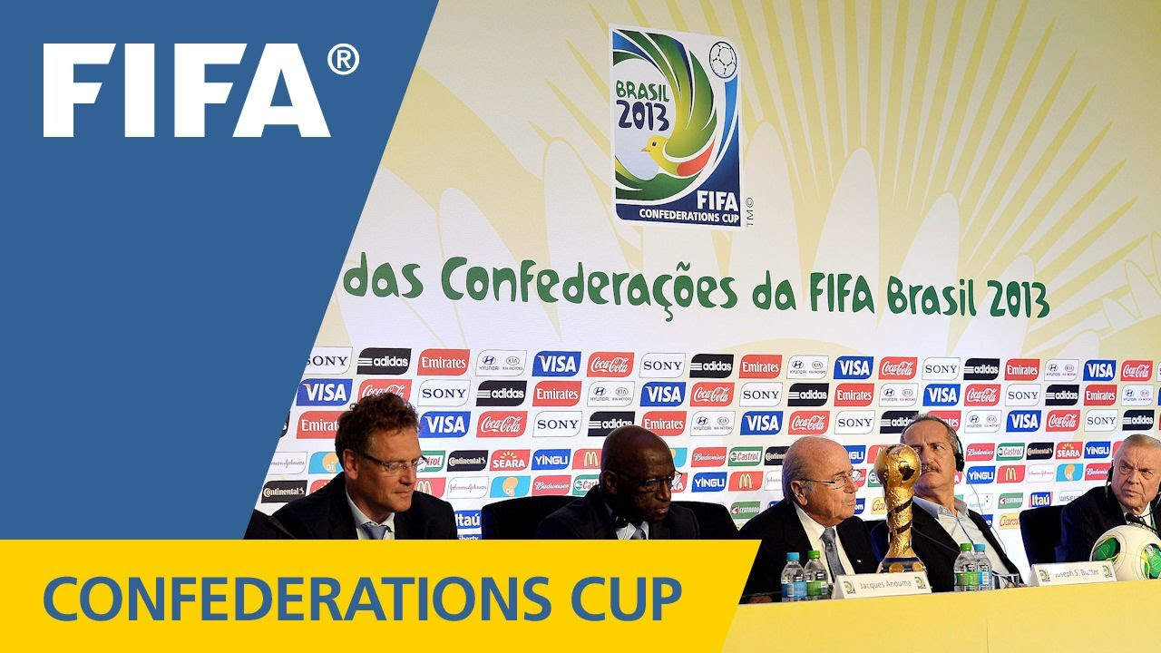 REPLAY: FIFA Confederations Cup 2013 Media Briefing - Organising Committee