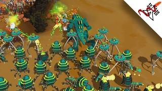 8 Bit Invaders - THE ALIEN INVASION