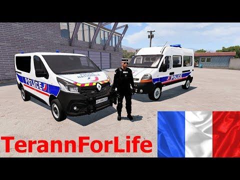 Arma 3 -Terann For Life - Police - Patrouille en Utilitaire !