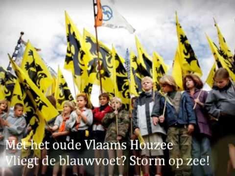 De Blauwvoet ( Het Lied der Vlaamse Zonen )