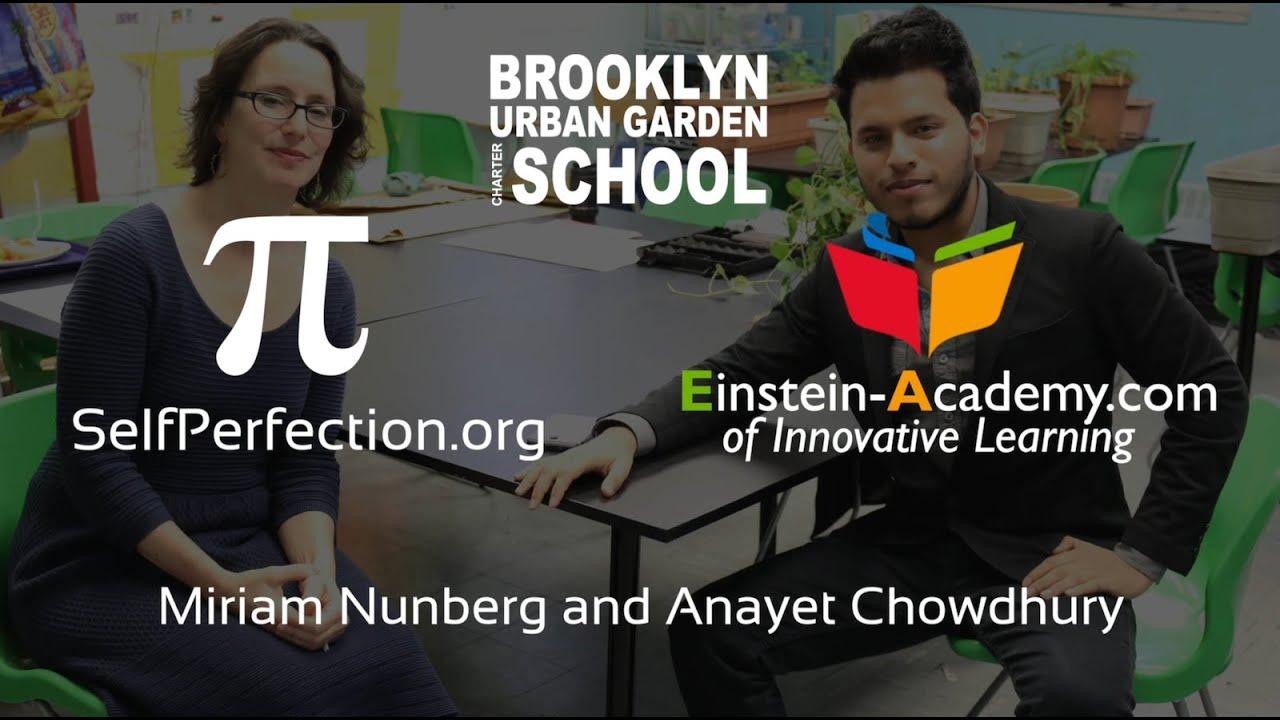 Meet the co founder of brooklyn urban garden charter school youtube for Brooklyn urban garden charter school