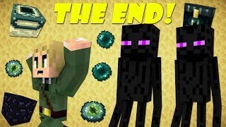 How The End Was Created - Minecraft