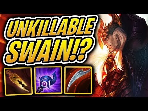SWAIN UNKILLABLE   TFT Best & Funny Moments