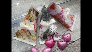 Pop Open & Self Closing Sour Cream Carton Style Treat Pouches