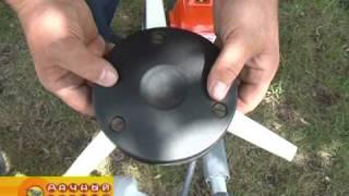 видео Мотокоса-высоторез IKRA Mogatec BAS 3020 купит в магазине недорого