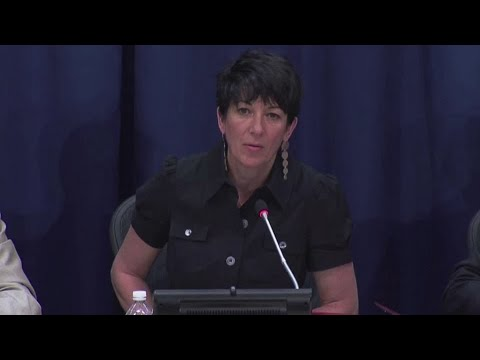 Epstein confidant Ghislaine Maxwell faces new sex trafficking charges
