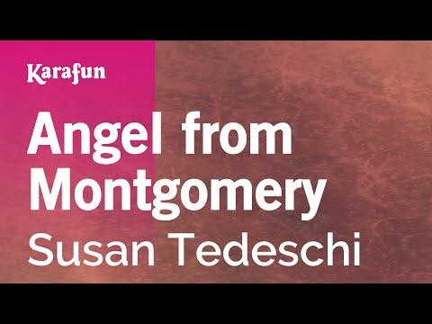 Angel From Montgomery - Susan Tedeschi   Karaoke Version   KaraFun
