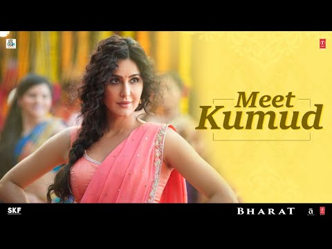 Meet 'Kumud' - Katrina Kaif | Salman Khan | Bharat | 5th June 2019