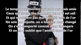 MAITRE GIMS - Mon Coeur Avait Raison (lyrics)
