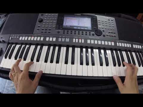 P1 Hướng Dẫn Quẩy Organ || Đêm Trăng Tình Yêu - Nguyễn Kiên Music