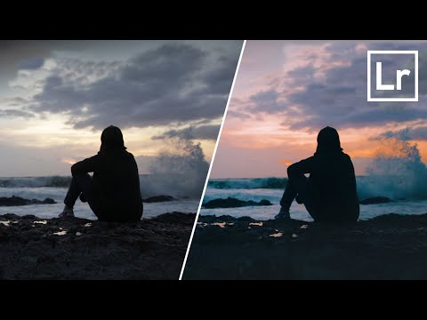 how to TURN YOUR LIGHTROOM PRESETS into LUTS! | Premier Pro color grading  tutorial