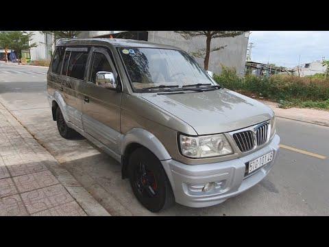 ô tô 7 chỗ giá rẻ trên dưới 100 triệu - mitsubishi jolie 2003 | xe uy tín