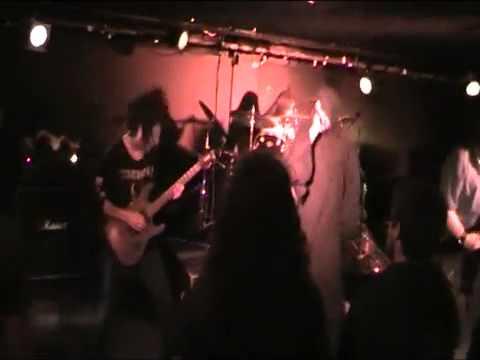 Blood Plague Live At Refuel Dunedin...2013