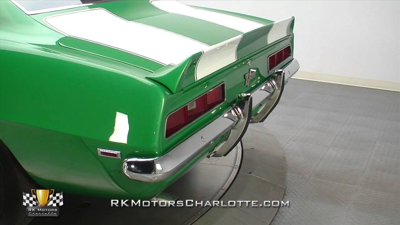 132997 / 1969 Chevrolet Camaro Z/28