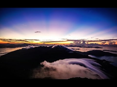 Lantau Peak Sunrise Climb
