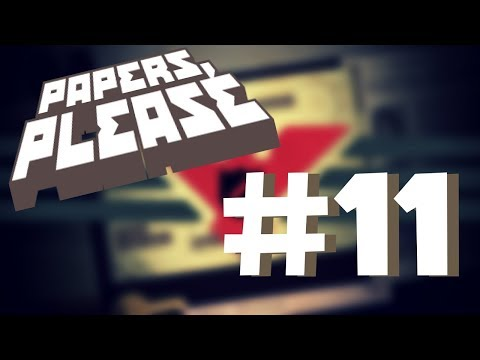 Perfect Aim! l Edd Plays Papers, Please #11