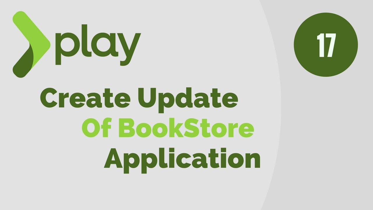 Play Framework Tutorial # 17 |  Implement Update Method of BookStore Application