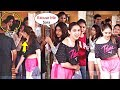 Jhanvi Kapoor Rude Behaviour With Sara Ali Khan In Public