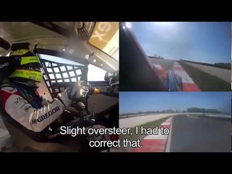 Slovakiaring - Drama, cursing and onboard lap with Tom Coronel during FIA WTCC Qualifying