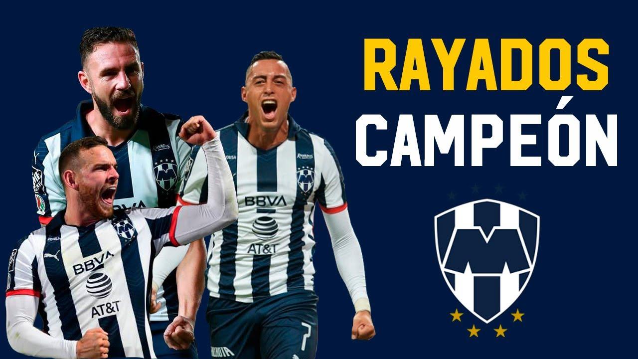 Los Rayados se quitan los Piojos | Monterrey campeón de La MX