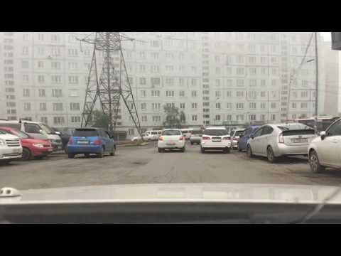 Дороги Владивостока. Russian roads. Vladivostok.