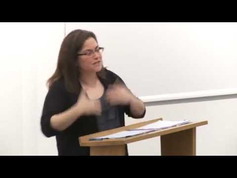Joan Wolf - Is breast really best? Open lecture