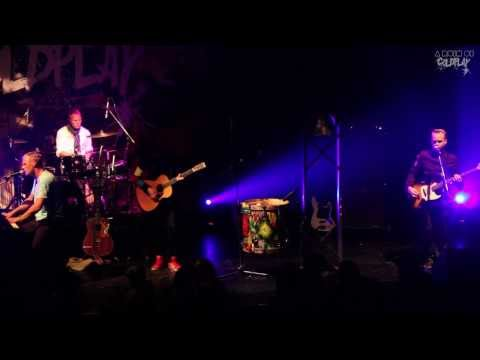 A Rush of Coldplay: The Scientist (Coldplay tribute band)
