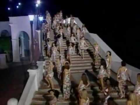 Miss Universe 2003 Opening & Parade Of Nations
