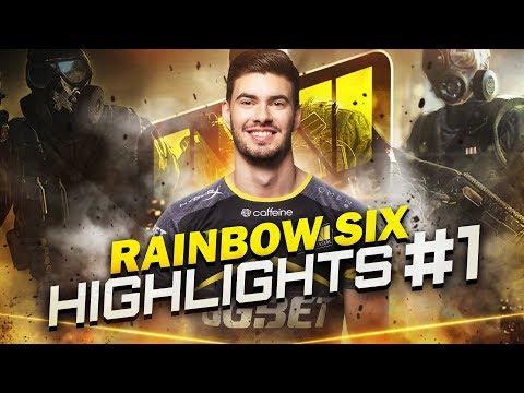 NAVI Rainbow Six Siege Highlights #1
