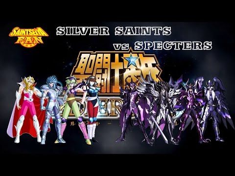 Saint Seiya: Soldiers' Soul - Silver Saints vs Specters